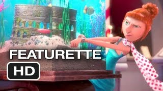 Despicable Me 2 Featurette - Meet Lucy Wilde (2013) - Steve Carell Movie HD