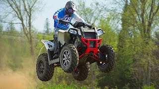 3. TEST RIDE: 2014 Polaris Scrambler XP 1000