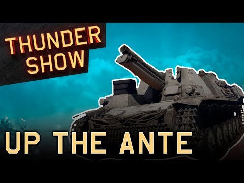 Thunder Show: Up the ante