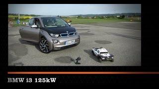 Losi5t vs BMW i3