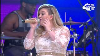 Kelly Clarkson - 'Heartbeat Song' (Summertime Ball 2015) - YouTube