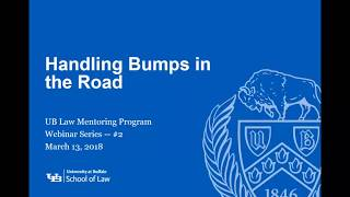 Handling Bumps in the Road