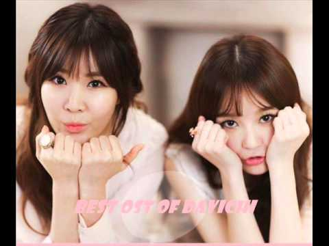 davichi - Best OST Of DAVICHI Tracklist: 01. Because It's You - Big OST 02. Don't You Know - Iris 2 OST 03. Beloved man - Poseidon OST 04. One Person - Smile, Mom OST ...