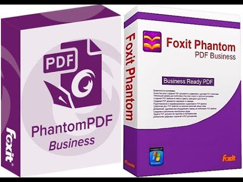 setup and activate Foxit.PhantomPDF.Business.9.0.0.29935 تنصيب وت�عيل