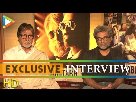 Amitabh Bachchan-R Balki's Engrossing Interview On
