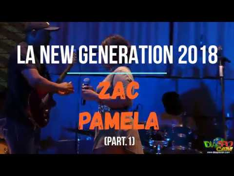 ZAC PAMELA A LA NEW GENERATION Act.2 (Part.1)