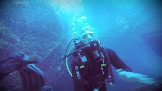 Ponza Italy  city pictures gallery : Scuba Diving in Ponza, Italy (and Nearly Dying)