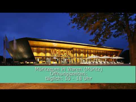 Museumsführer Mecklenburg-Vorpommern vom 09.02.2018