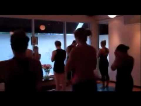 Mysore Style Ashtanga Yoga at Miami Life Center video
