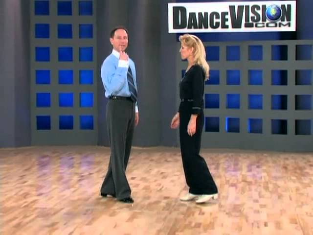 Spot Turn American Style Smooth DVIDA Syllabus Advanced I (Silver) Viennese Waltz - Ballroom Dance DVD