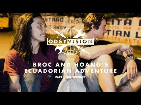 BMX – Broc Raiford & Hoang Tran – Part 1