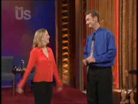 Ryan Stiles Blooper On Whose Line - Desk Light