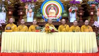 Lễ Hằng Thuận của cô dâu Thùy Anh & chú rể Quang Huy tại chùa Giác Ngộ, lúc 15h00, ngày 18-09-2018