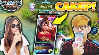 Video STARLIGHT AURORA & AFIF YULISTIAN SANG PEMIKAT !! - MOBILE LEGENDS INDONESIA #1 MP3, 3GP, MP4, WEBM, AVI, FLV Oktober 2017