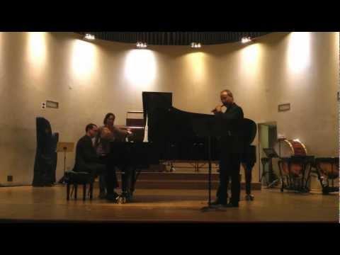 Giuseppe Rabboni: Sonata n°13 in D minor - Nicola Mazzanti: piccolo flute