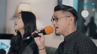 AFGAN, ISYANA SARASVATI, RENDY PANDUGO - HEAVEN (live at Delta FM)