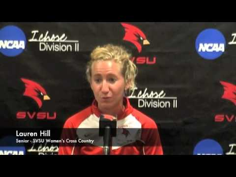 SVSU Women's Cross Country - Lauren Hill