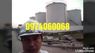 THI CÔNG BỒN CHỨA XĂNG DẦU 3500 M3- 6500 m3- LH 0974 060 068