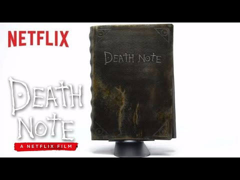 Death Note | Introducing The Death Note | Netflix