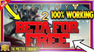 "*NO BS* HOW TO GET DESTINY 2 BETA FOR FREE WITHOUT CODES/PREORDER!! ''FREE'' DESTINY 2 BETA GLITCH (100% Working)(Ps4, Xbox One) ''Destiny 2 Beta Free'' Glitch! EASY How to Install and Download Destiny 2 Beta for Free Tutorial, Guide!♛ DIRECTOR: MonkeyHD (SUB HIM FOR MORE TRICKS AND HACKS) ► http://bit.ly/SubToMonkeyHD ◄►ROAD TO 150K! Join the #PrestigeFam and Subscribe! ✔🔔👆Turn on Post Notifications👆🔔✔ http://bit.ly/SubToPmHD► The Prestige Community WEBSITE - Submit videos, Cheap GFX & More! http://prestigecommunity.weebly.com/ Xbox One LINK: https://goo.gl/rRcw5FPS4 LINK: https://store.playstation.com/#!/ja-jp/%e3%82%b2%e3%83%bc%e3%83%a0/destiny-2-beta/cid=JP9200-CUSA08483_00-DESTINY2BETA0001PS4 Tutorial: you need to make a sub account for PS4 and set the location to Japan. then go on the PlayStation website i will put the Japan version of the website in this comment. and just purchase the game logging into the Japan PSN account you made. the Beta should show as FREE. I recommend using a laptop or PC to do this. the link is https://goo.gl/V4uGjH▬▬▬▬▬▬▬▬▬ஜ۩♛ DOPE GFX, INSTANT GTA CASH & RANK,  COD RECOVERIES AND MORE!  ♛۩ஜ▬▬▬▬▬▬▬▬▬★ For Cheap, Reliable GTA V Accounts and INSTANT GTA Cash + Rank: ​https://goo.gl/PPD27p ★ For Cheap Games, Call of Duty Modded Accounts and Recoveries, In-game items, gaming accessories and more! https://goo.gl/rvjMQK Use code - 'PMHD' for 5% OFF!★ Need Intros or GFX? Buy Cheap Professional Designs from PrestigeStudios! (My team) http://prestigecommunity.weebly.com/gfx-shop.html▬▬▬▬▬▬▬▬▬ஜ۩♛ Join The Prestige Community ♛۩ஜ▬▬▬▬▬▬▬▬▬▼ Want to be Featured on PmHD? ▼Subscribe and Submit your Glitches, Tips and Tricks videos to our website! http://prestigecommunity.weebly.com/submit-your-videos--contact.htmlTwitter: https://twitter.com/PrestigeMontageFB: http://bit.ly/PmHDFBSubscribe: https://www.youtube.com/c/PmHD?sub_confirmation=1♛ Subscribe to our Prestige Channels ♛PmHD (100K+ GTA): https://www.youtube.com/c/PmHD?sub_confirmation=1PrestigeGaming (15K+ Gaming): https://bitly.com/SubPrestigeGamingPrestigeMusick (8K Music): http://www.youtube.com/PrestigeMusick?sub_confirmation=1  PrestigeStudios (GFX/INTROS): http://bit.ly/SubPrestigeStudios ▬▬▬▬▬▬▬▬▬ஜ۩♛ INTRO SONG ♛۩ஜ▬▬▬▬▬▬▬▬▬Intro song - https://www.youtube.com/watch?v=ZeLeAgQ_DtoOutro Song - https://www.youtube.com/watch?v=BbZP3zCLBrM▬▬▬▬▬▬▬▬▬ஜ۩♛ Prestige Description♛۩ஜ▬▬▬▬▬▬▬▬▬How to Get Destiny 2 Beta For Free! This tutorial will show you a DESTINY 2 BETA FOR FREE Trick/Glitch allowing you to get Destiny 2 Beta for Free! This Free Destiny 2 Beta works for Xbox one and Ps4. This Get Destiny 2 Beta For Free Requires NO BETA CODE! (No Beta Code Needed Free Destiny 2 Beta)▬▬▬▬▬▬▬▬▬ஜ۩♛ 10 Popular GTA 5 Online GunRunning DLC Glitches Not to Miss! ♛۩ஜ▬▬▬▬▬▬▬▬▬► GTA 5 Online TOP 10 GLITCHES 1.40! (NEW) 10 BEST WORKING GLITCHES GTA 5 1.40 (Top 10 Glitches 1.40) http://youtu.be/NeCoPZe9SKk► GTA 5 Online TOP 10 CLOTHING GLITCHES 1.40! NEW BEST 10 GUNRUNNING Outfit Glitches! Top 10 Glitches 1.40 http://youtu.be/w-VCsr8F7gM► GTA 5 Online TOP 5 GLITCHES 1.40! (NEW) FREE $30,000,000 GLITCH, 100% INVISIBLE BODY, RARE CLOTHING! http://youtu.be/-g17pseXp7E ► GTA 5 Online TOP 5 CLOTHING GLITCHES 1.40! *NEW* DIRECTOR MODE GLITCH 1.40, RARE JOGGERS, INVISIBLE ARMS! http://youtu.be/7tBluIaowgk► FINALLY! GTA 5 Online ''XBOX ONE'' & PS4 DIRECTOR MODE GLITCH 1.40! SOLO GTA 5 ''Money Glitch 1.40'' http://youtu.be/r-YbkDu1r-k► OMG! NEW $10,000,000 /HR ''SOLO'' MONEY GLITCH! GTA 5 Online 1.40 *SOLO* ''UNLIMITED MONEY GLITCH'' http://youtu.be/8Ev84bLKHYE♛ Fair Use Disclaimer:♛ COPYRIGHT DISCLAIMER UNDER SECTION 107 OF THE COPYRIGHT ACT 1976 - Copyright Disclaimer Under Section 107 of the Copyright Act 1976, allowance is made for ""fair use"" for purposes such as criticism, comment, news reporting, teaching, scholarship, and research. Fair use is a use permitted by copyright statute that might otherwise be infringing. Non-profit, educational or personal use tips the balance in favor of fair use"