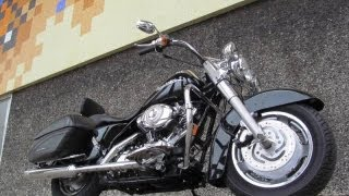 9. Used 2007 Harley-Davidson Road King Custom For Sale