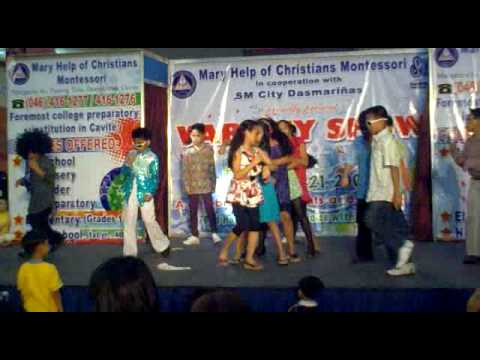 MHCM SM School Promotion 21 February 2009