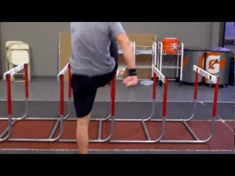 Dryland Off-Ice Hockey Training-Anaheim Ducks Sheldon Souray HockeyOT Exercises