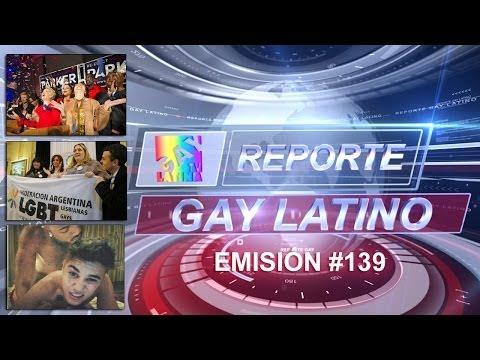 Vídeo porno gay de Justin Bieber/Premian a Cristina Kirchner/Annise Parker(Reporte Gay Latino #139)