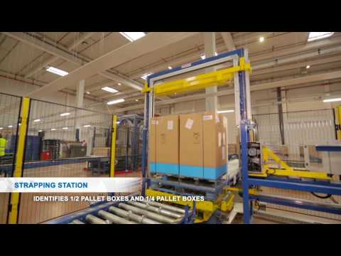 FM LOGISTIC CO-PACKING : INNOVATION IN AUTOMATISATION