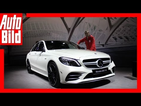 Mercedes-AMG C 43 / Sitzprobe / Details / Review /  ...