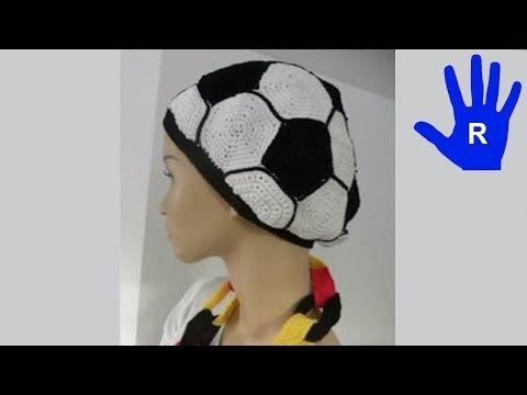 Häkeln – Mütze – Ball – WM – Deutschland – Weltmeisterschaft