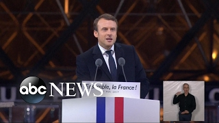Video Macron wins French presidential election over LePen by a landslide MP3, 3GP, MP4, WEBM, AVI, FLV November 2017