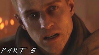 BATTLEFIELD 1 Walkthrough Gameplay Part 5 - Blimps (BF1 Campaign)