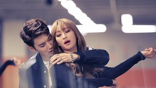 Video [Dance Practice] 효린(Hyolyn) X 주영(Jooyoung) - 지워(Erase) 주차장 안무영상 MP3, 3GP, MP4, WEBM, AVI, FLV Agustus 2018