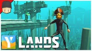 YLANDS - ATLANTIS - The Lost City! : Ep.19 (Survival/Crafting/Exploration/Sandbox Game)