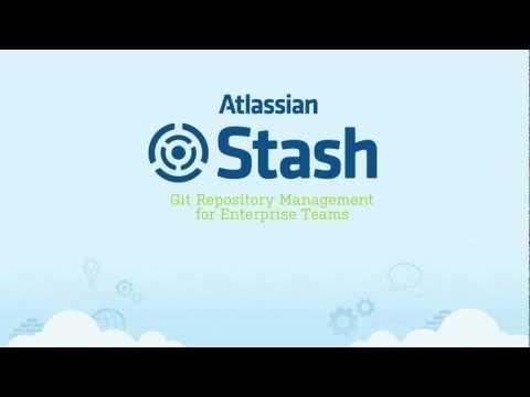 Atlassian Stash: Git Repository Management for Enterprise Teams Teaser Video