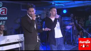 Connect-R & Phelipe - Daca dragostea dispare (LIVE in Garajul Europa FM)