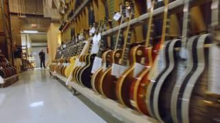 Video Behind The Magic: A Look Inside The Gibson Custom Shop MP3, 3GP, MP4, WEBM, AVI, FLV November 2018