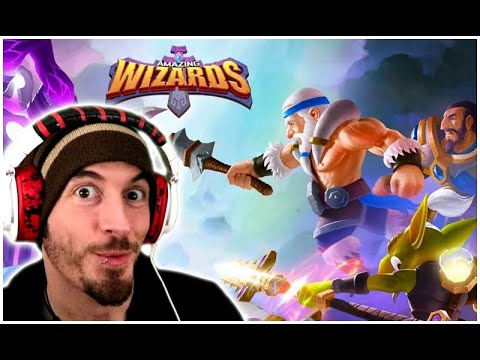 AMAZING WIZARDS: First Impressions