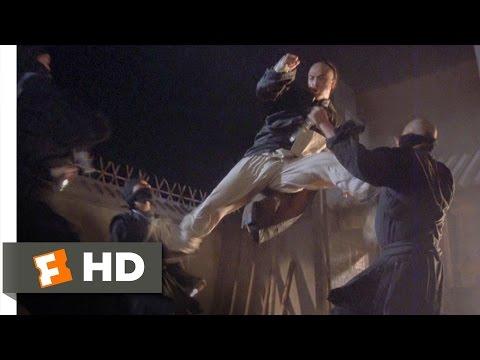 Iron Monkey (4/10) Movie CLIP - Shaolin Monks (1993) HD