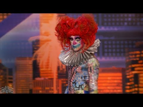 Video America's Got Talent 2018 Scary XXXX Full Audition S13E01 download in MP3, 3GP, MP4, WEBM, AVI, FLV January 2017