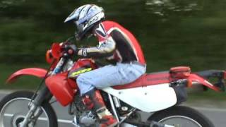 8. Ford Mustang LX Notchback VS Honda XR 650L