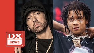 Trippie Redd Responds To Eminem's 'Music To Be Murdered By' Mention