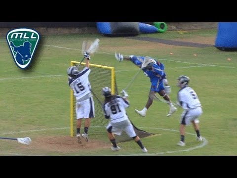 Major League Lacrosse: Best Plays of 2012_Lacrosse, NLL National Lacrosse League. NLL's best of all time