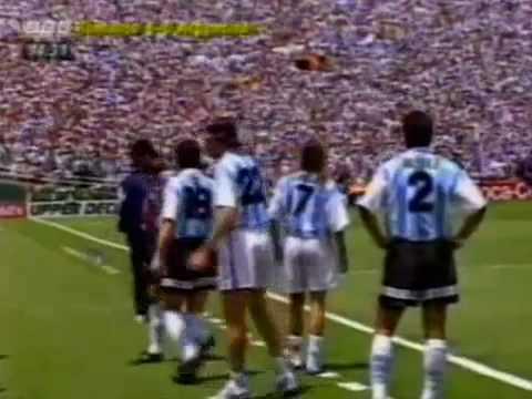 Romania 3 - 2 Argentina