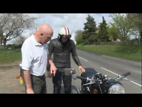 BSA Gold Star, Velocette Venom Clubman and Honda GB500TT test