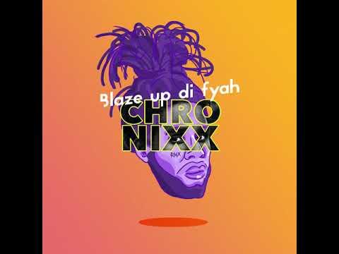 Chronixx - Blaze up the fire (Black Beanie Dub Rework)