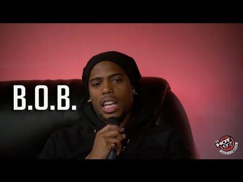 B.O.B. HOT 97 INTERVIEW! [ROSENBERG AND EBRO]