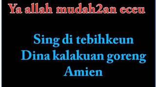 doel sumbang_RUNTAH Video