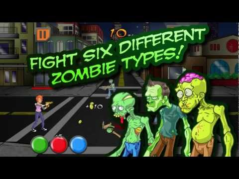 Video of ZomNomNom - Zombie Game